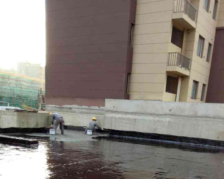 【欧品防水】屋面防水涂刷防水涂料